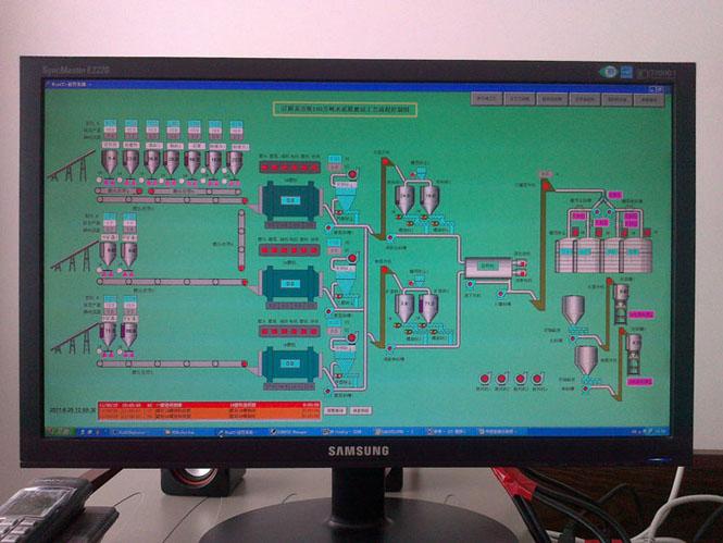 电机进入dcs接线图